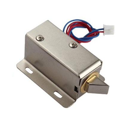 Electronic Solenoid Door Lock Hobbyist Co Nz