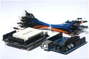 Arduino Uno Protoshield Combo