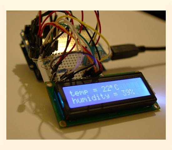 DIY Arduino Weather Station