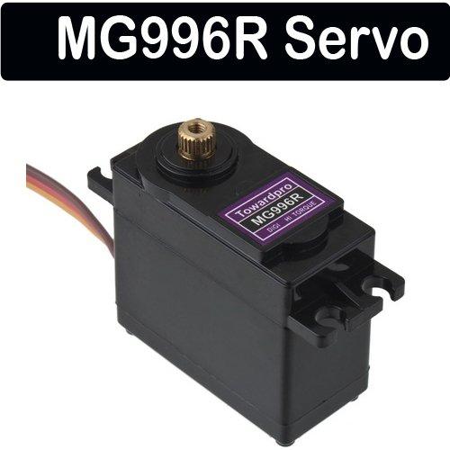Mg996r Metal Gears Digital Servo Motor 13 Kg Cm Hobbyist