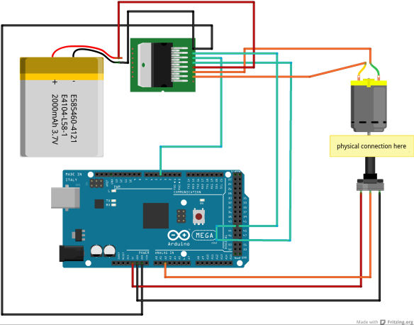servo wire diagram three how to convert a dc motor to a servo motor with arduino ... exercycle servo motor wire diagram 3