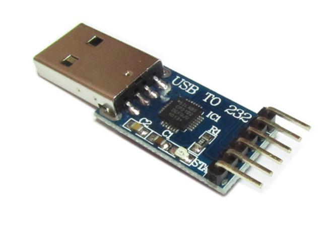 Cp2102 Usb To Serial Converter Hobbyist Co Nz