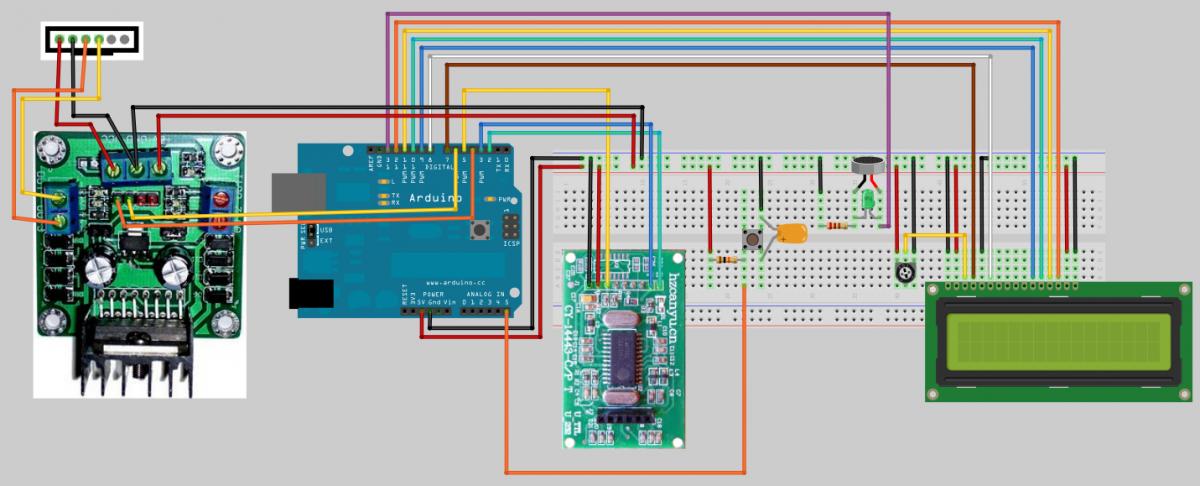 Step 3: RFID Door Controller | Hobbyist co nz