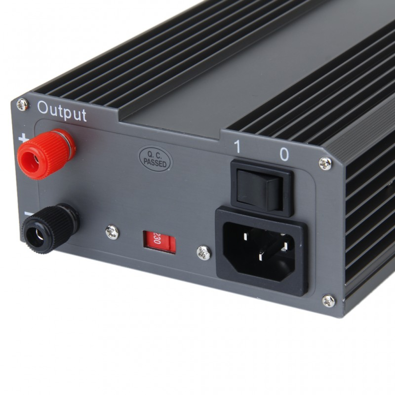 Variable DC power supply 0-32V | Hobbyist co nz