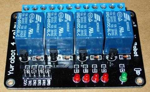 Step 2 Interfacing The Relay Modules To The Arduino