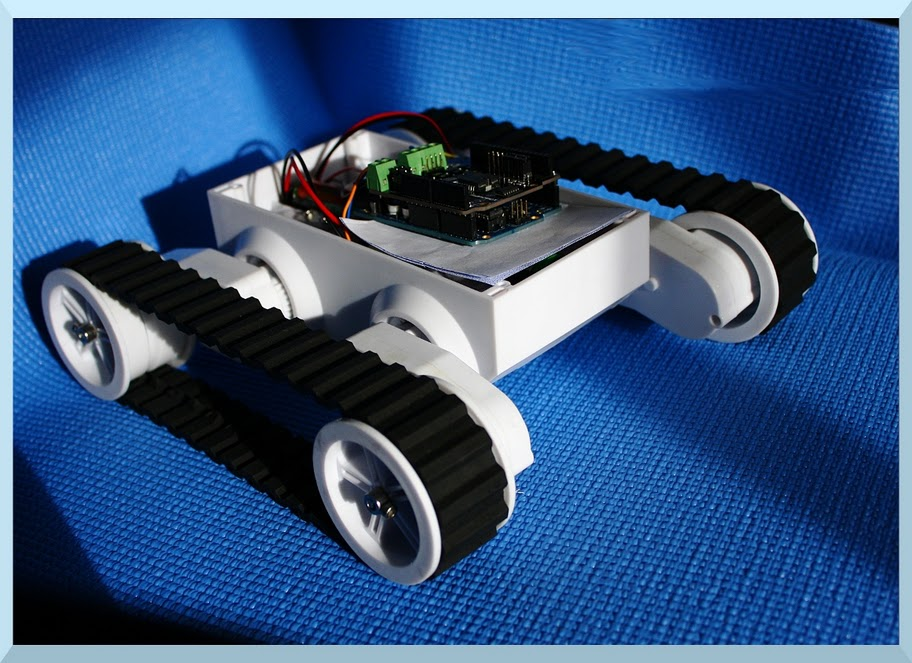 mars rover robot kit - photo #4